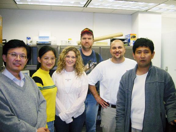 Chan Lab, 2003