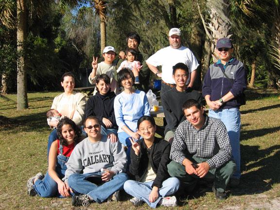 Chan Lab, March 2005
